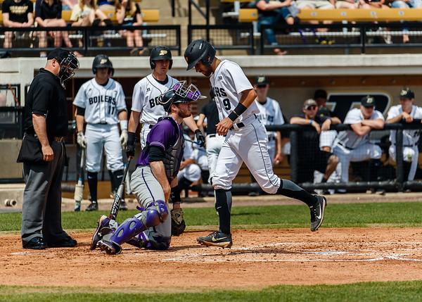 Purdue Baseball vs Northwestern
