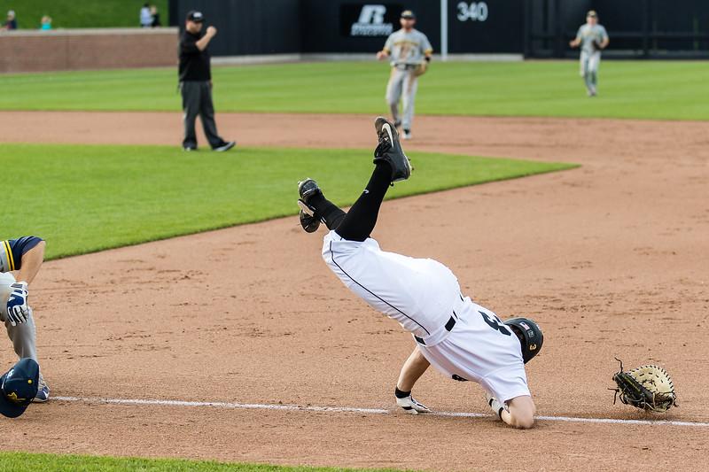 Purdue Baseball vs U Michigan