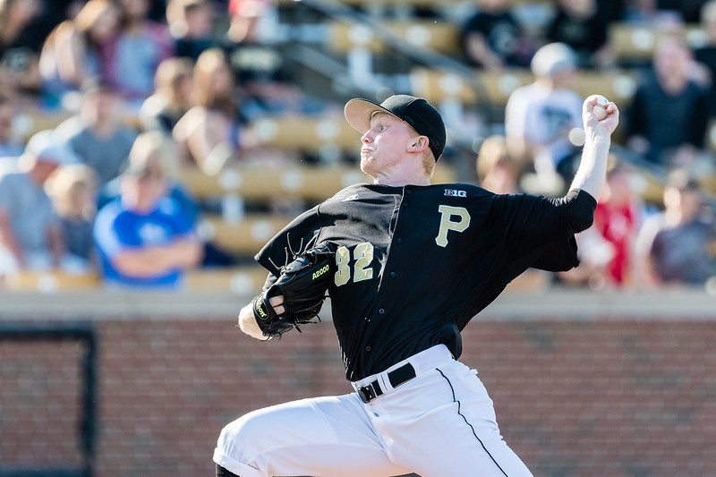 Purdue Baseball vs U Michigan Game 2