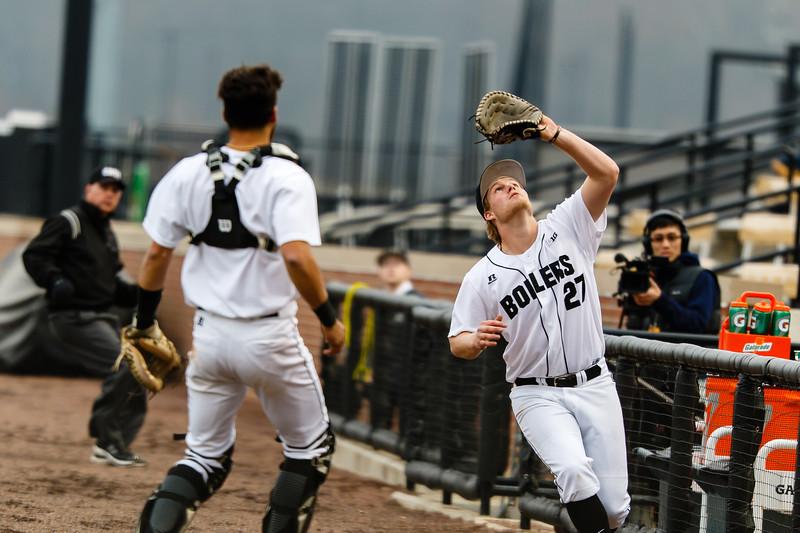 Purdue Baseball vs Valparaiso