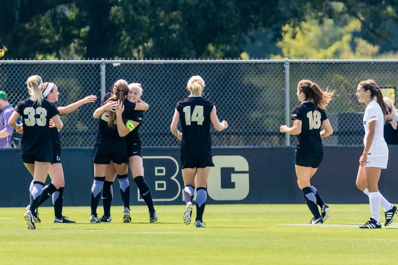 Purdue Soccer vs University of Dayton