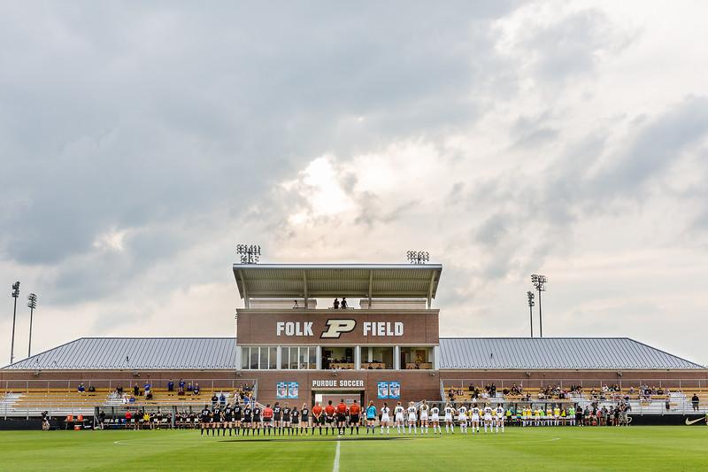 Purdue Soccer vs DePaul