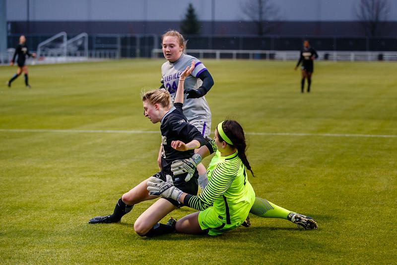 Purdue Soccer vs Evansville