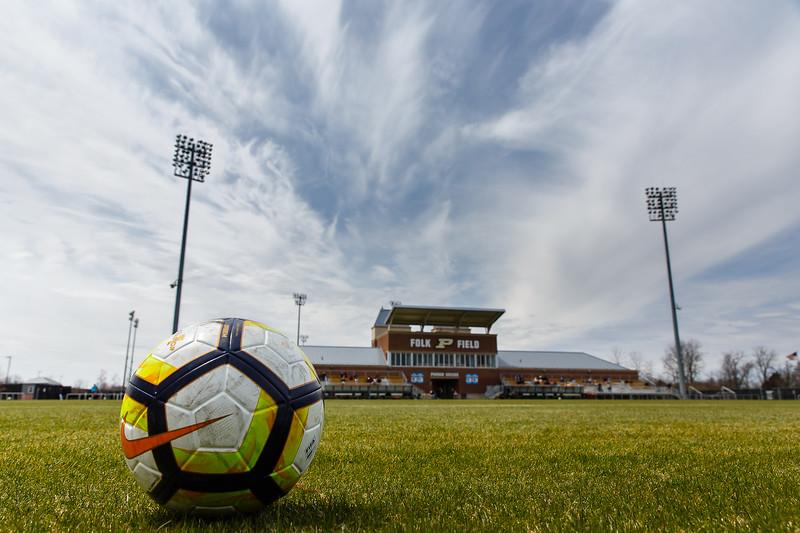 Purdue Soccer vs Illinois