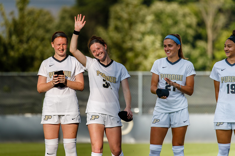 Purdue Soccer vs Indiana State