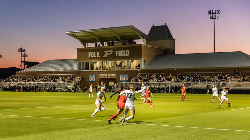 Purdue Soccer vs