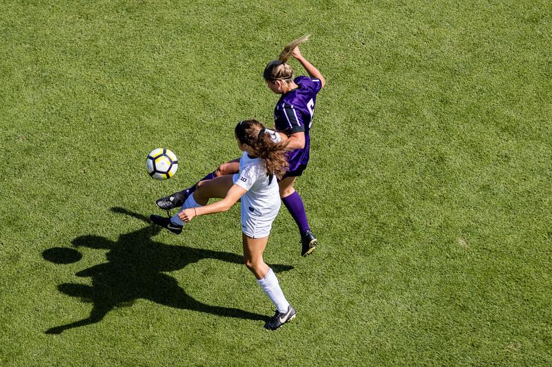 Purdue Soccer vs Northwestern