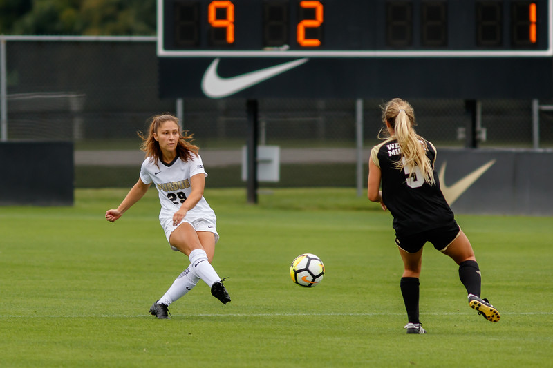 Purdue Soccer vs Western Michigan