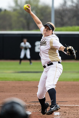 Purdue Softball vs Wisconsin