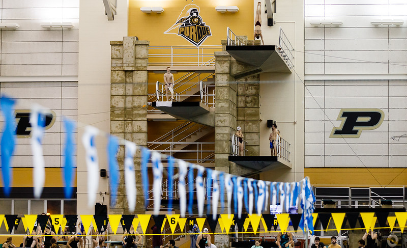 Purdue Swimming and Diving 2017 Invitational
