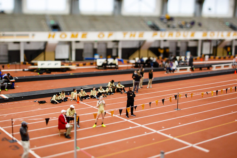 Purdue Track and Field Fred Wilt Invitational
