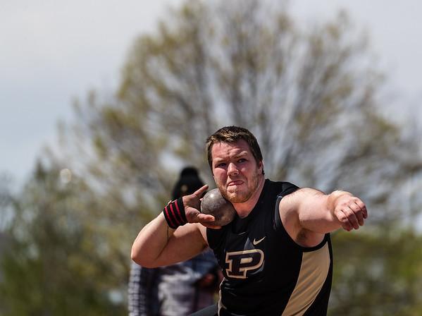 Purdue Track and Field Rankin/Poehlein Invitational