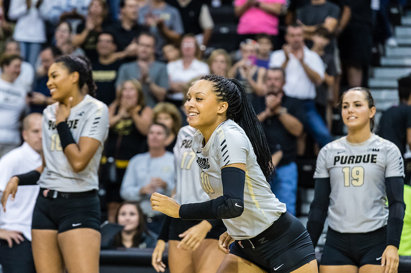 Purdue Volleyball vs Cleveland State