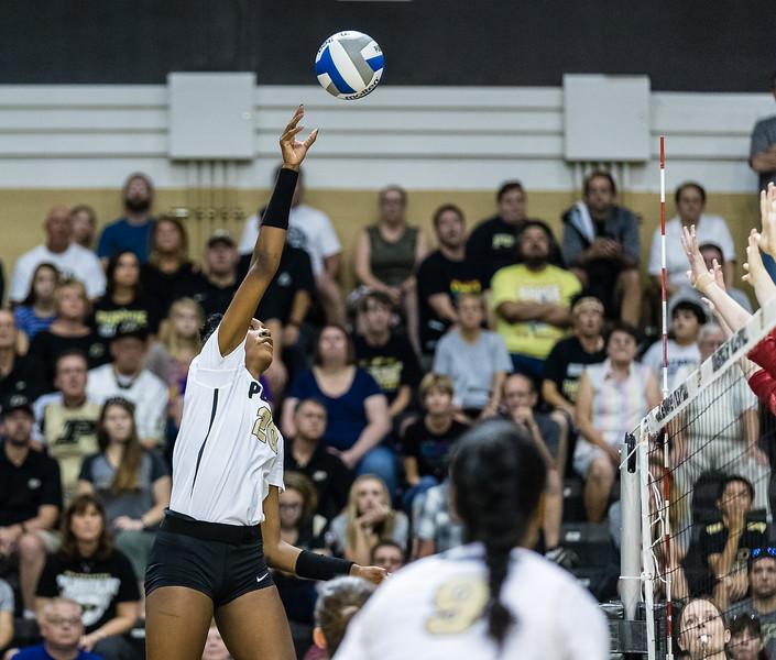 Purdue Volleyball vs Miami(Ohio)
