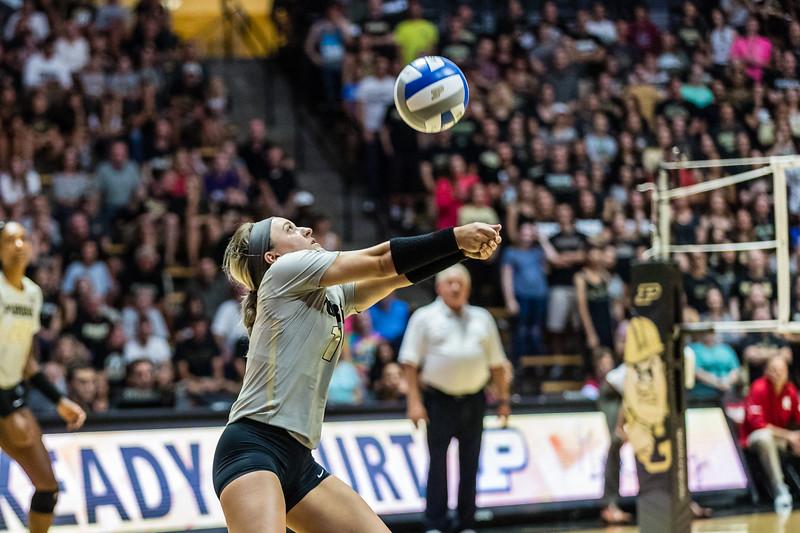 Purdue Volleyball vs Nebraska