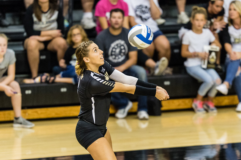 Purdue Volleyball vs Northwestern