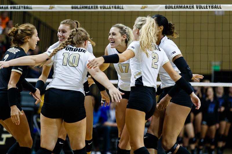 Purdue Volleyball vs Tulsa