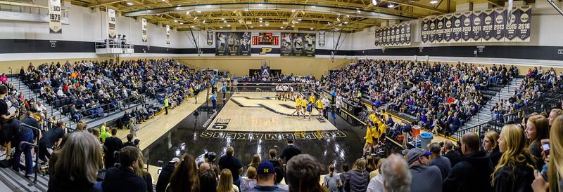 Purdue Volleyball vs