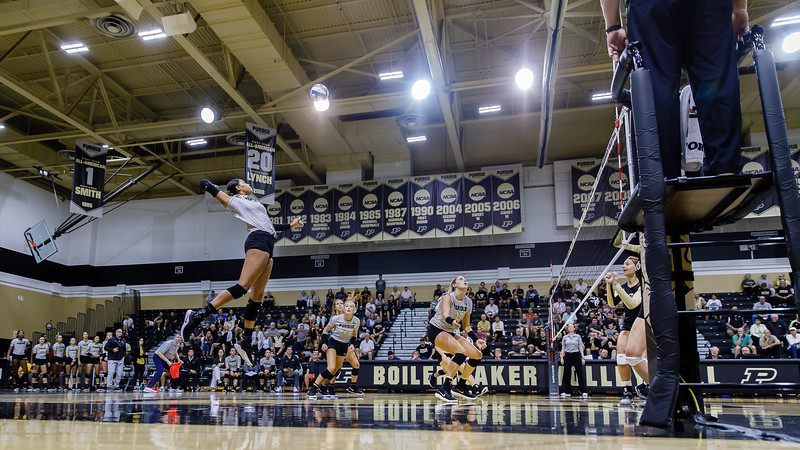 Purdue Volleyball vs Wofford