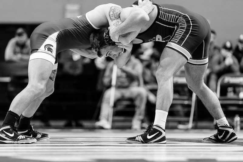 Purdue Wrestling vs Michigan State