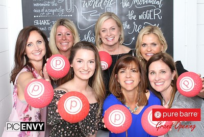Pure Barre Grand Opening