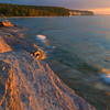 Mosquito Beach Pictured Rocks Nat'l Shoreline UP Michigan