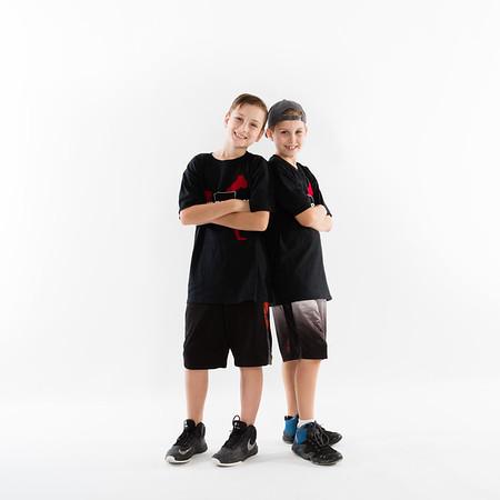 Bradley & Caleb Gavin