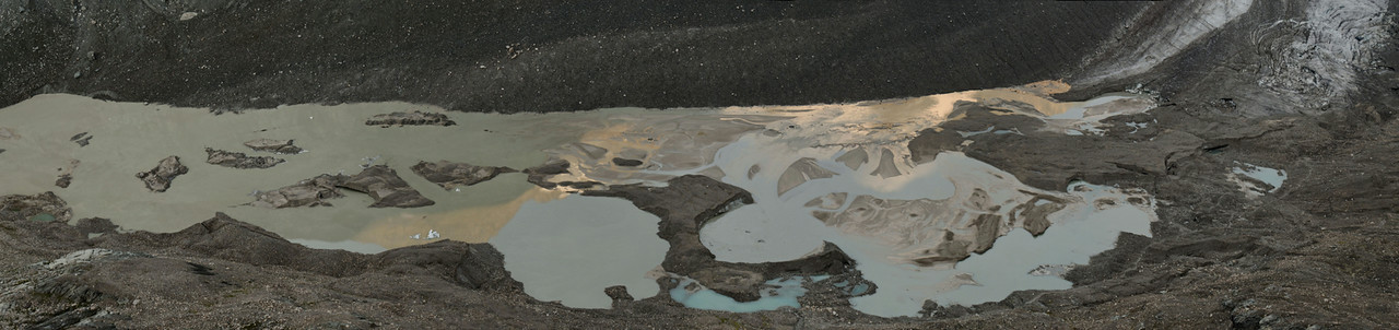 Dying Glacier
