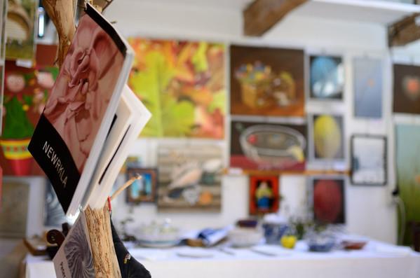 Artist Peter Newrkla