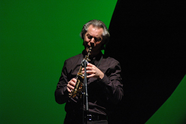 Jan Garbarek live in Vienna
