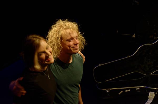 Pal Moddi Knutsen at Porgy&Bess, Vienna
