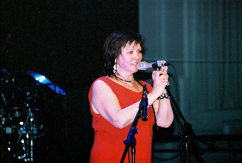 Mari Boine live in Vienna