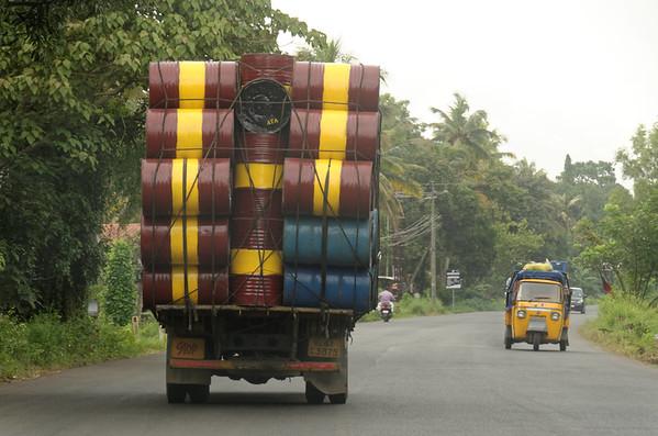 Kochi to Kollam, Kerala, India