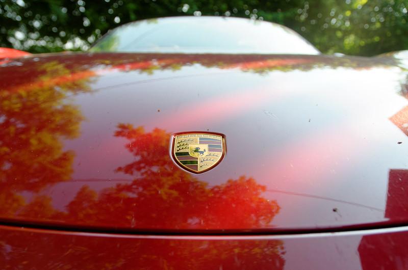 Porsche Boxster of Martin