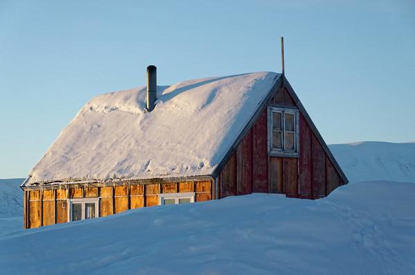 Ittoqqortoormit, Northeast Greenland