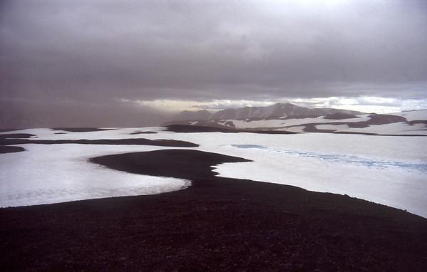 Sandstorm, Kaldaklofsfjöll, Iceland