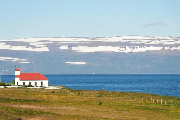 Isafjördurdjup, NW fjords