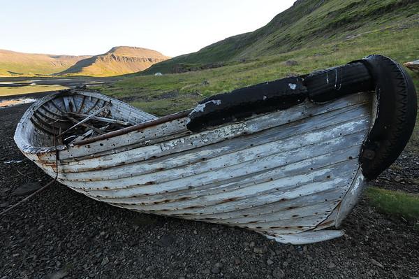 Mjöifjördur, Northwest Iceland