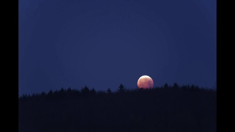 Red moon 21st January 2019, Wienerald