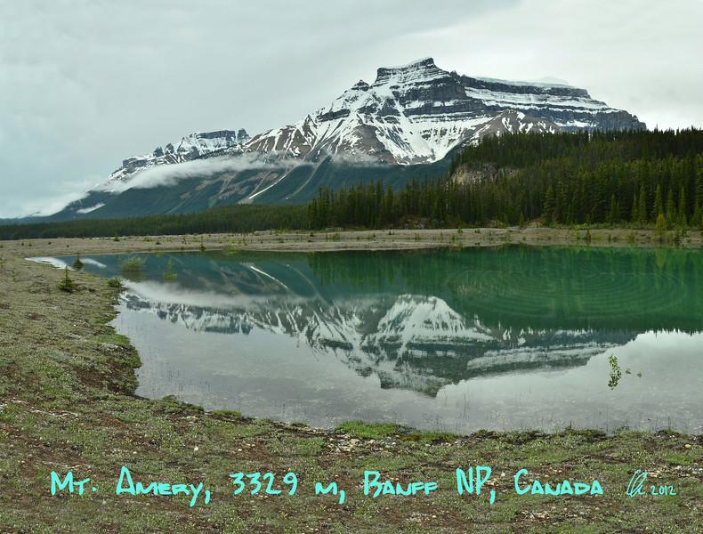 Mount Amery, Canada