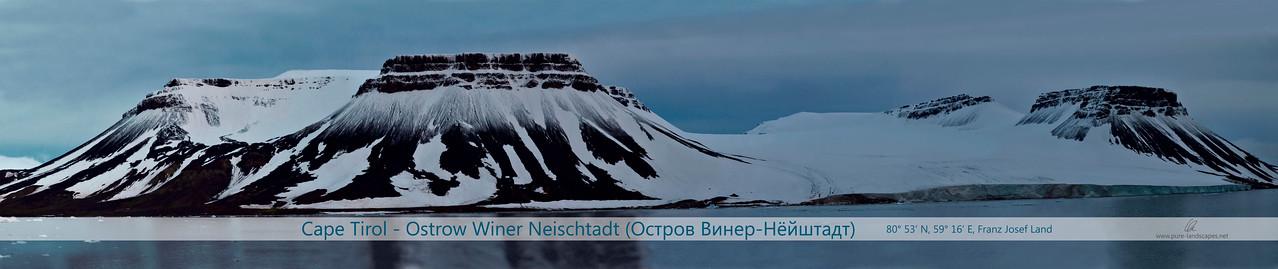 Wiener Neustadt Island with Cape Tirol