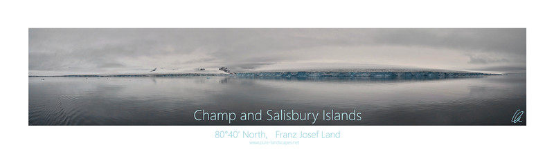 Champ and Salisbury Islands