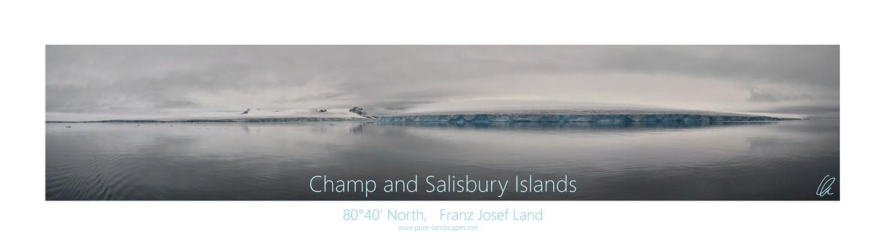 Champ and Salisbury Islands