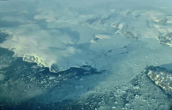 E-coast of Greenland, south of Angmagssalik