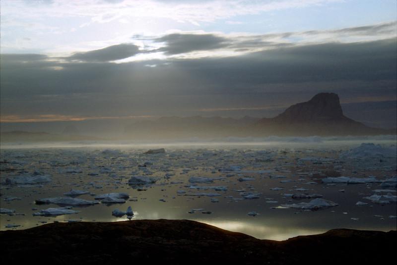 Qarajaqs Isfjord, Nuqssuaq