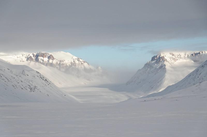 Grete Glacier, Liverpool Land