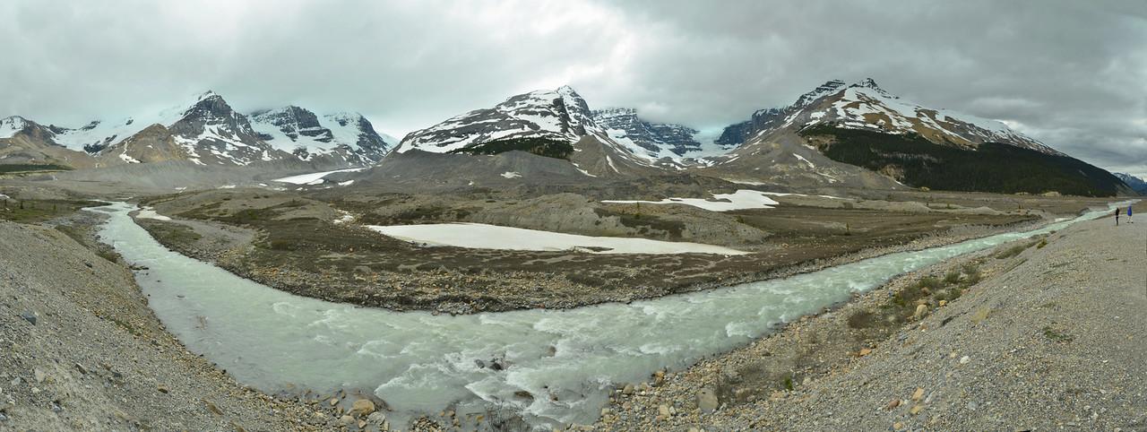 Sunwapta Pass, Japser NP, Canada