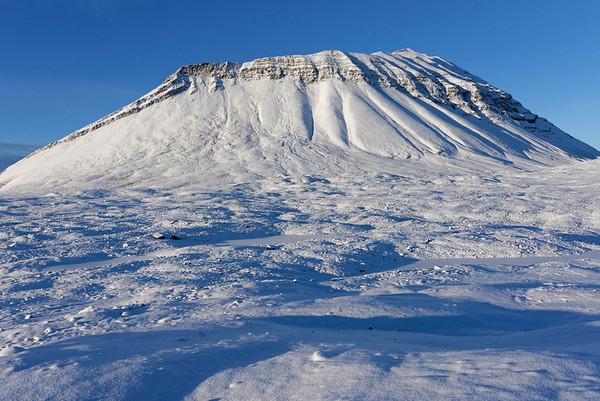 Early Arctic Winter, Svalbard