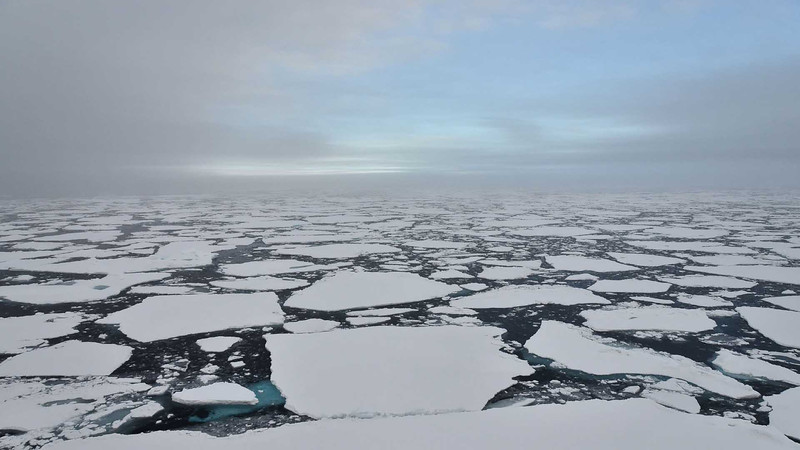 Chasing Ice North of Franz Josef Land: Part 2