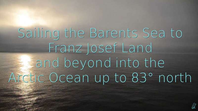 Chasing Ice North of Franz Josef Land: Part 1